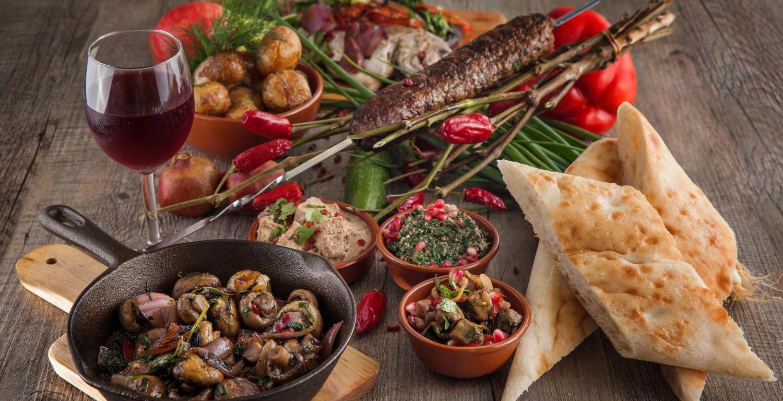 Superb georgian cuisine tpg travel promotions georgia for Cuisine wine